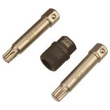 Llave Polea Alternador XZN M10 Estrella y Torx T50 Extra Corto VAG - BGS technic