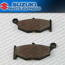 NEW 2008 - 2012 SUZUKI HAYABUSA GSX1300R OEM REAR BRAKE PADS SET KIT 69100-15820