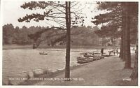 WELLS-NEXT-THE-SEA(Norfolk):Boating Lake,Abrahams Bosom-VALENTINE'S G7662