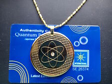 QUANTUM SCIENCE MST PENDANT- MADE IN JAPAN- SE+SECRET CODE FOR USER ONLY- 7 TON