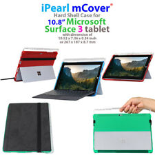 NEW mCover® Hard Shell Case for 10.8-inch Microsoft Surface 3 Tablet Laptop