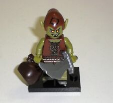 LEGO Series 13 Collectable Minifigure, Goblin  .New Condition! With book