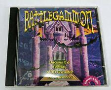 Battlegammon by Cosmi Corporation Swift Key 1999 Windows 95 CD Rom