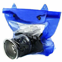 Waterproof Camera Underwater Housing Case Pouch Dry Bag For Canon Nikon