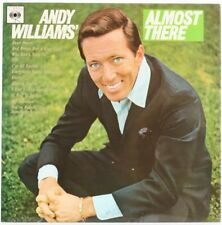 Andy Williams , Almost There   Vinyl Record/LP *USED*