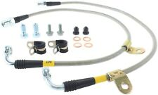 StopTech 950.63003 Stainless Steel Braided Brake Hose Kit