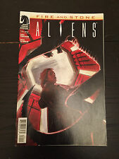 Aliens Fire & Stone Comic - Issue #01 - Dark Horse Comics