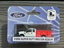 RPS River Point 1/87 HO Ford Super Cab F-350 High-rail Pick-up CN 538-5228.91