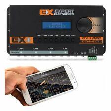 Expert Px-1 Connect Bluetooth Digital Audio Processor Banda Car Equalizer EQ