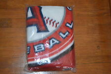 LA Angels Tradition Fleece Blanket  SGA  8/24/10  New In Bag!