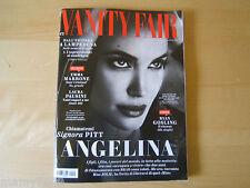 VANITY FAIR=N°19 2014=ANGELINA JOLIE=LAURA PAUSINI=EMMA MARRONE=BLONDIE