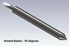 45° Blade for Roland Cutter Cemented Carbide