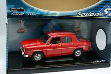 Solido 1/18 - Renault 8 Gordini Rouge 1969