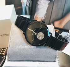Michael Kors Portia Black Watch MK3758