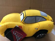 DISNEY CARS - Cruz Ramirez - Plush Toy - Medium- Combined Postage
