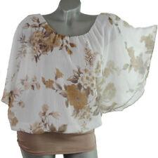 Damenblusen, - tops & -shirts aus Polyester für die Freizeit in Größe 44