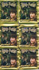 ** Introuvable ! les 6 pochettes dorées HARRY POTTER à l'école des sorciers 2001