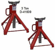 3 Ton Garage Stands  D41609  100% Made in USA by U.S. Jack