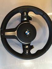 BMW F30 F31 F15 F25 F20 M Volante Deportivo con paletas y airbag