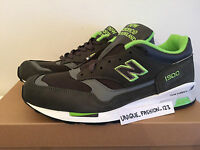 NEW BALANCE 1500 GG US 8.5 UK 8 42 MADE IN THE ENGLAND GREY GREEN M1500GG