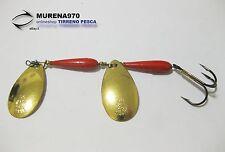 CUCCHIAINO SPLENDEX 25 gr TANDEM COLORE ROSSO-ORO PESCA- MP214