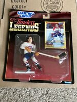 "1997 STARTING LINEUP TIMELESS LEGENDS MAURICE ""ROCKET"" RICHARD BRAND NEW IN BOX!"