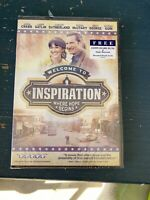 WELCOME TO INSPIRATION Where Hope Begins (DVD, 2015, J. Crabb, L. Gatlin) - NEW