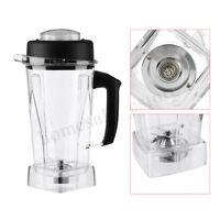 Commercial Blender Spare Part 2L Container Jar Jug Pitcher Cup for Vitamix 60oz