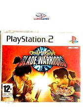 Onimusha Blade Warriors Promo EU PS2 Retro Playstation Videogame Videojuego Mint