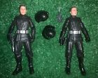 DEATH STAR TROOPERS 2-pack with head switch Black series 6\