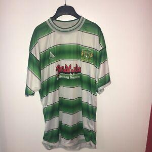 Rare Yeovil Town 2005/07 Home Football Shirt Mens Large