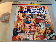 THE SECRET POLICEMAN'S OTHER BALL Laserdisc LD VERY GOOD CONDITION