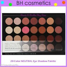 ❤️⭐ NEW BH Cosmetics 😍🔥👍 NEUTRAL EYES 💎💋 28-Color Eye Shadow Palette Warm