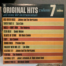 """ALL TIME HIT INSTRUMENTALS - 1963 Liberty Compilation - 12"""" Vinyl Record LP - VG"""