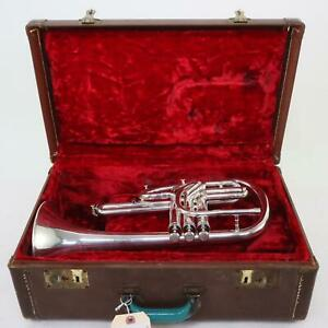 Martin Imperial Professional Flugelhorn with #3 Bore SN 194172 GREAT PLAYER