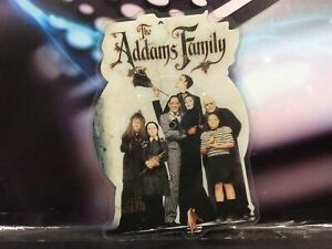 """Addams Family Addams Groove 7"""" Picture Disc Vinyl Single CLPD642 Film Pop 90s"""
