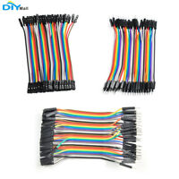 10cm 40P Female to Female/Female to Male/Male to Male Dupond Cable Wire Line