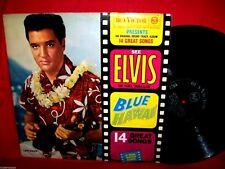 ELVIS PRESLEY Blue Hawaii LP 1961 ITALY EX+ First pressing LPM2426