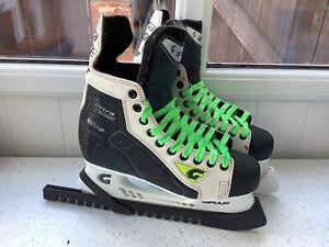 *GRAF ULTRA F10 ~ ICE HOCKEY SKATES* Size 41 (UK 7)