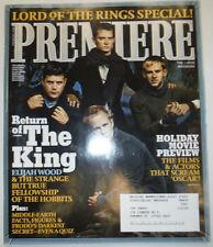 Premiere Magazine Elijah Wood & Dominic Managhan December 2003 031015R