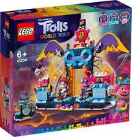 41254 LEGO Disney Trolls Volcano Rock City Concert 387 Pieces Age 6 Years+