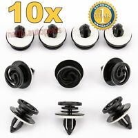10 x BRAND NEW MOUNTING CLIPS FOR AUDI VW SKODA 8E0868243