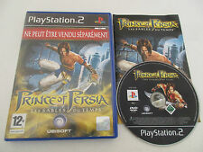 PRINCE OF PERSIA LES SABLES DU TEMPS - SONY PLAYSTATION 2 - JEU PS2 COMPLET
