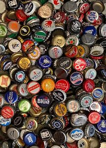 BEER BOTTLE  CAPS ASSORTED BRANDS  FREE SHIPPING 1500