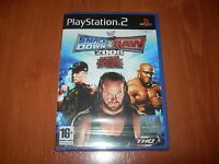 WWE SMACKDOWN vs. RAW 2008 PS2 (PAL ESPAÑA PRECINTADO)