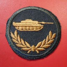 CANADA Canadian Armed Forces trade TANK tech qualification badge level 2