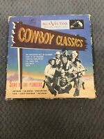 """SONS OF THE PIONEERS """"COWBOY CLASSICS"""" RCA VICT."""