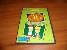 The Best Of Beavis And Butthead Butt-O-Ween/Do Christmas (DVD) Used RARE OOP