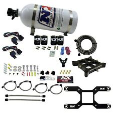 New listing Nitrous Express 66042-10 Dual Stage Billet Crossbar Plate System