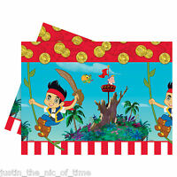 JAKE & THE NEVERLAND PIRATES Birthday Party Tableware Plates Cups Napkins